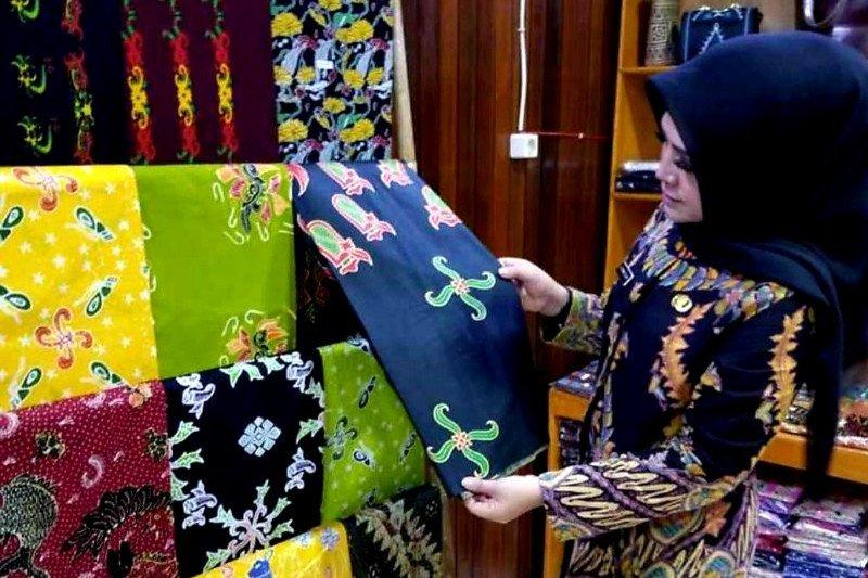 Wabup apresiasi perajin batik khas Seruyan
