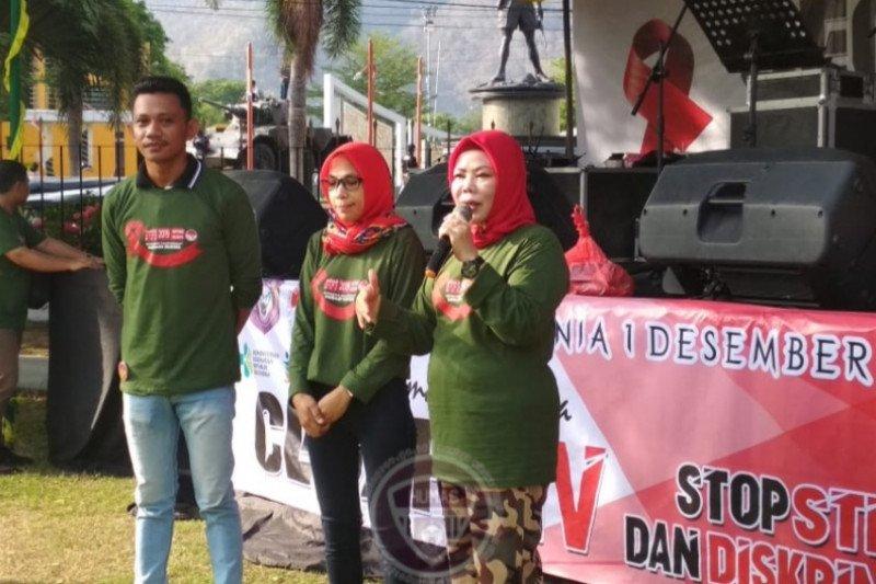 KPA : Penderita AIDS terus bertambah