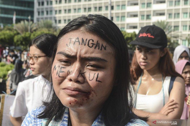 Kekerasan pada perempuan masih mendominasi di Bali