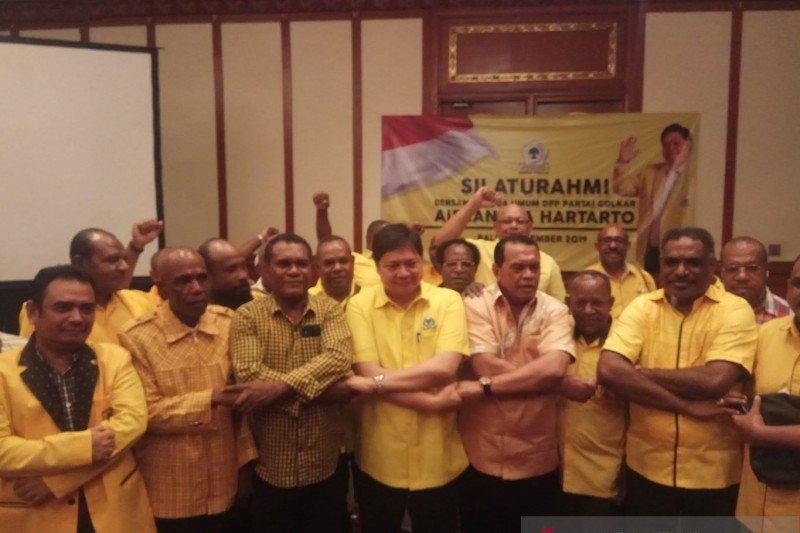 Golkar Papua deklarasi kembali mendukung Airlangga Hartarto