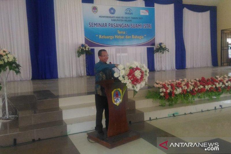 Bupati Melawi : Saya bersama istri dan anak positif COVID - 19