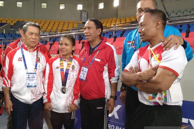 SEA Games, Menpora tanggapi pengurangan nilai di Wushu
