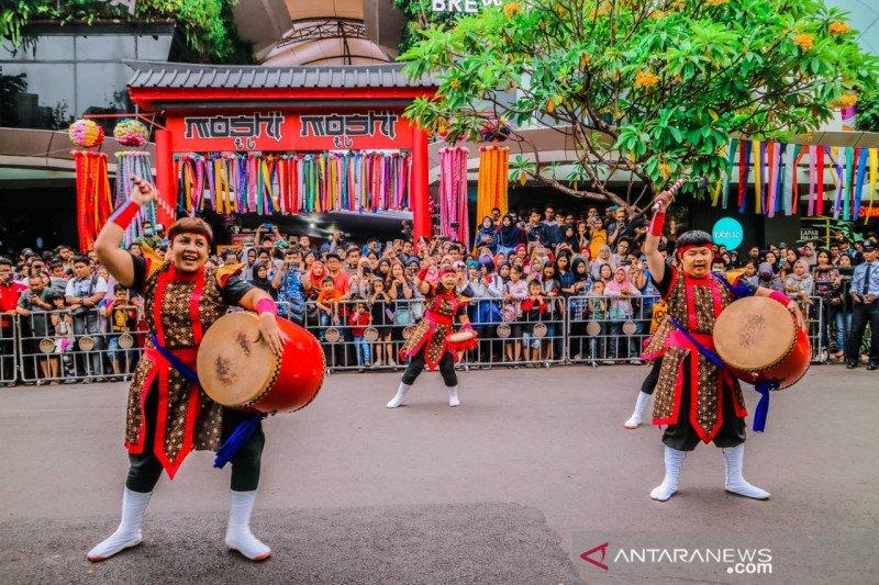 Festival Budaya Jepang digelar di mal Bekasi