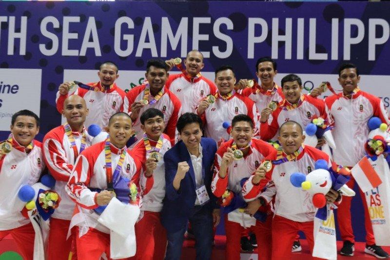 Emas masih seret, Indonesia berharap dari dari pencak silat di SEA Games