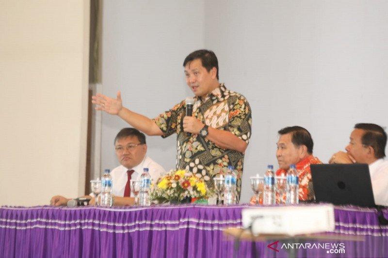 Wagub Sulut soroti ketimpangan infrastruktur dan SDM kesehatan