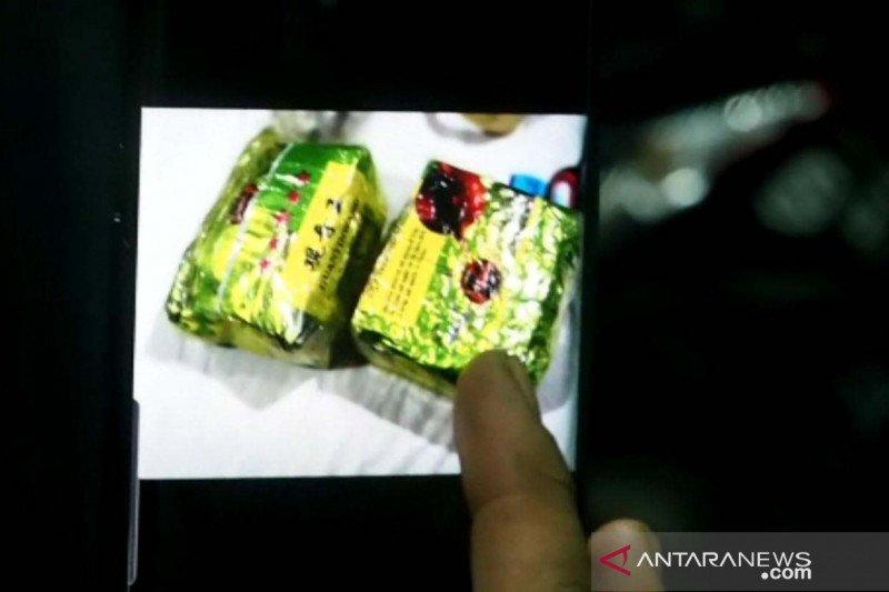 Polrestabes Surabaya tembak mati dua pengedar narkoba