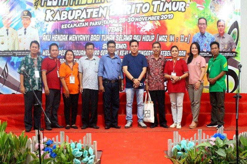 Pembentukan tim Pesparawi Bartim libatkan pelatih nasional