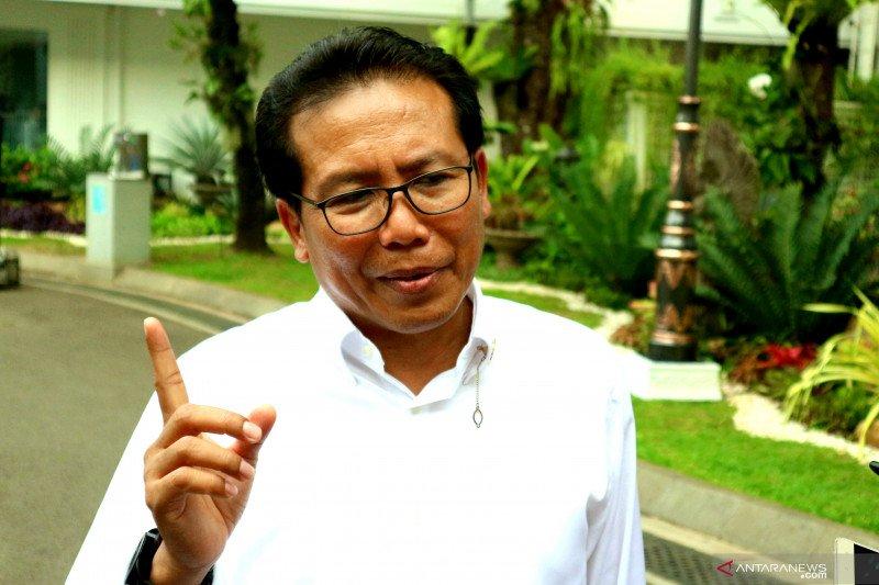 Jubir: Meski IPK turun, Presiden terus dorong pemerintahan antikorupsi
