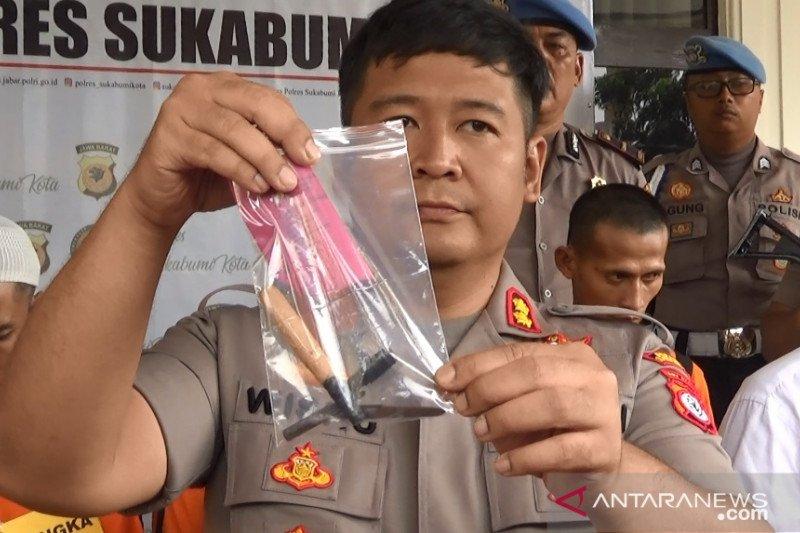 Polres Sukabumi Kota tangkap 12 tersangka pencurian sepeda motor