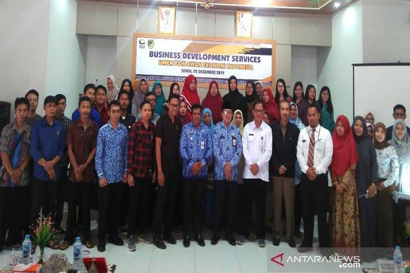 Pemkab Barito Utara dan Kantor Pajak  gelar seminar DBS
