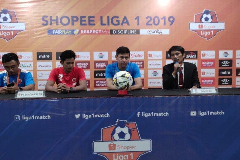 Borneo FC  tahan imbang PSM 2-2