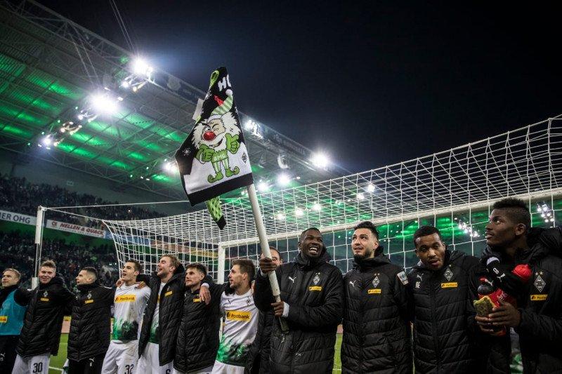 Monchengladbach rebut posisi puncak setelah kalahkan Freiburg