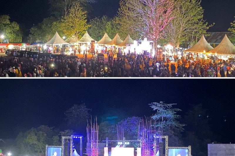 PLN sukseskan acara Buton Selatan Festival 2019