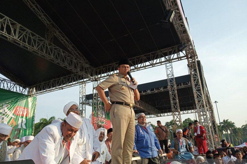 Reuni 212 cerminan persatuan Indonesia, kata Anies