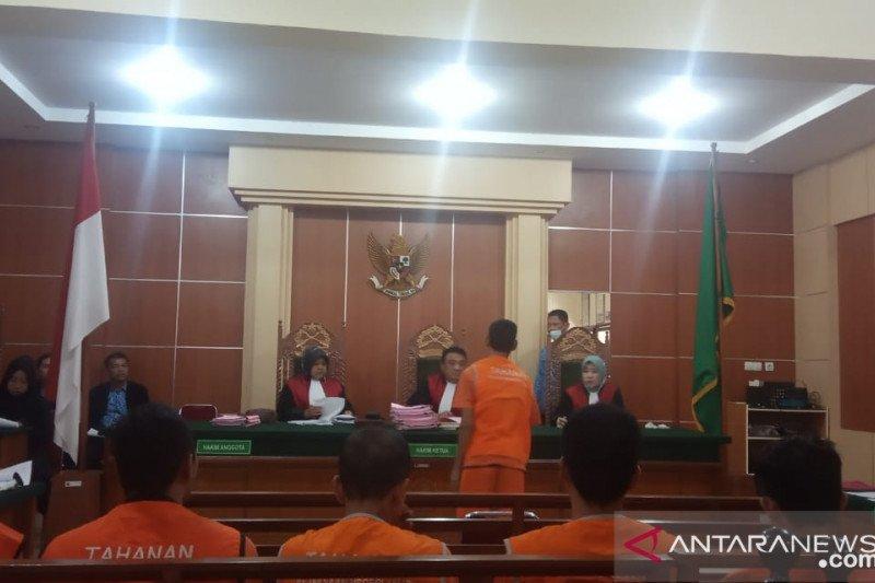 Warga SAD anggota SMB pelaku penganiayaan dihukum empat bulan
