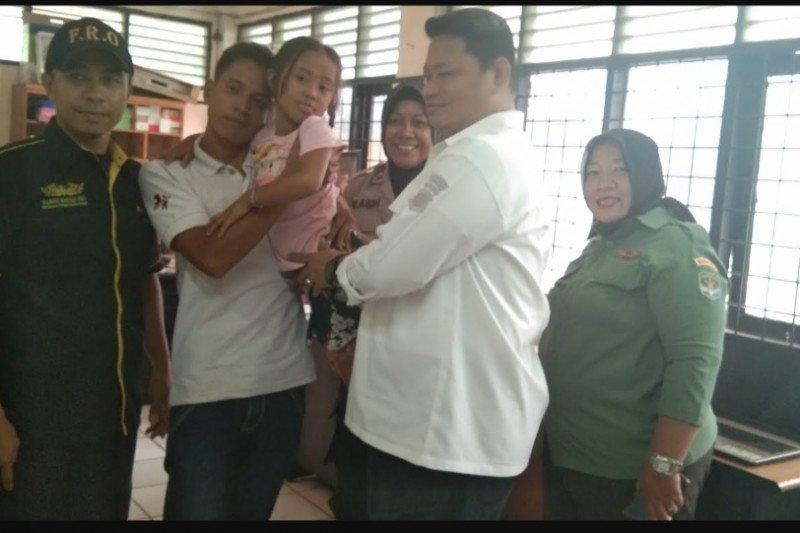 Bocah tujuh tahun ditelantarkan ibu kandung, ditemukan kembali sang ayah
