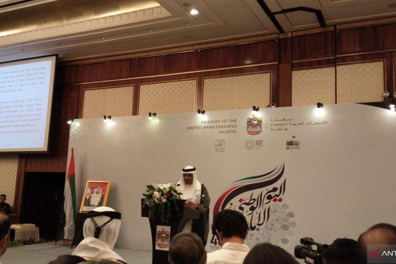 Kedubes rayakan Hari Nasional ke-48 Uni Emirat Arab