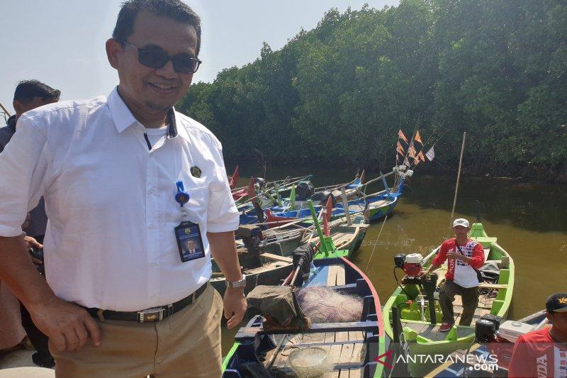 Kementerian ESDM bagikan paket konverter kit gratis untuk 556 nelayan Semarang