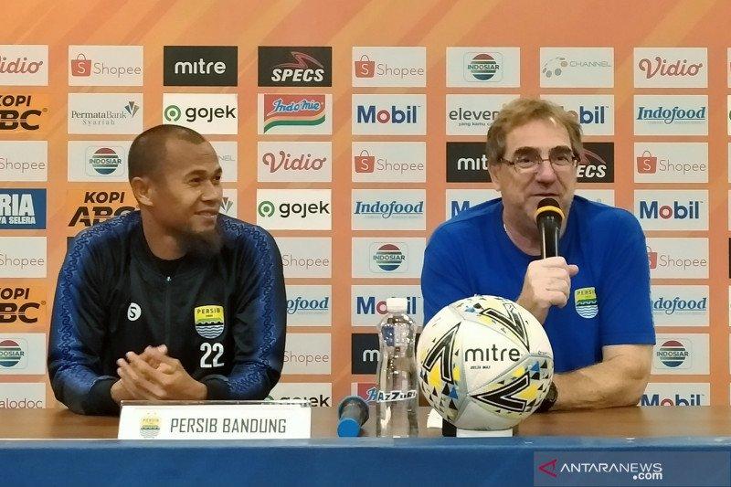 Pelatih Persib masih percayakan Supardi tampil meski sempat buat kesalahan