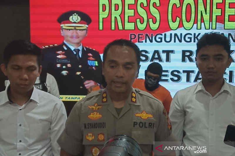 Polisi Cirebon tangkap dua pelaku pencuri dengan kekerasan
