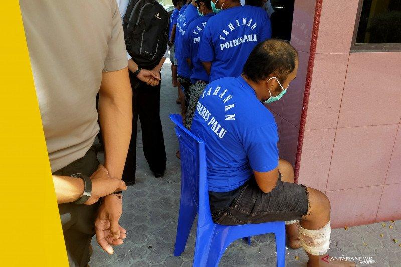 Polsek Palu Barat ringkus tujuh pencuri kurun November-Desember