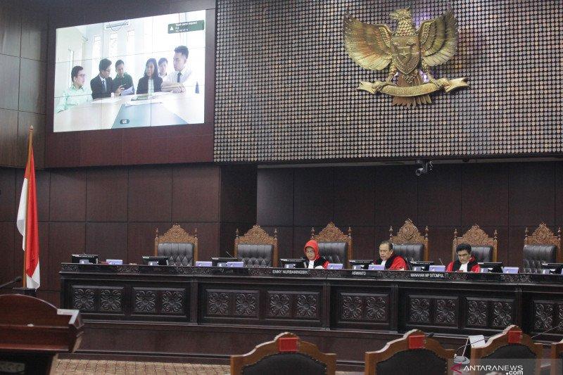 Sebanyak tiga gugatan revisi UU KPK akan dibahas dalam RPH