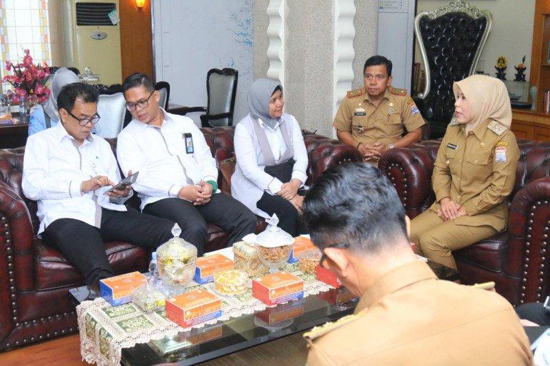 Pemkot Palembang kaji kepesertaan BPJS-Ketenagakerjaan  bagi ketua RT