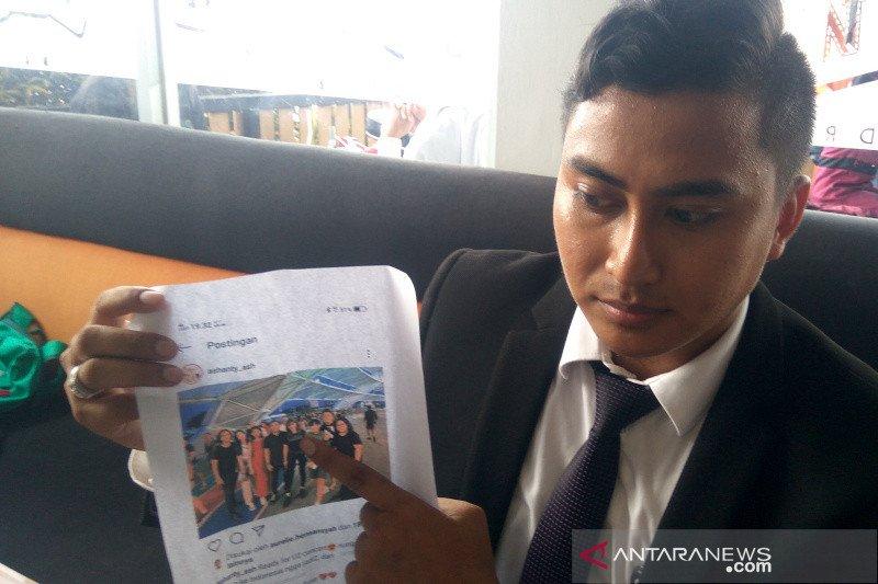 Ashanty kembali mangkir sidang gugatan di PN Purwokerto