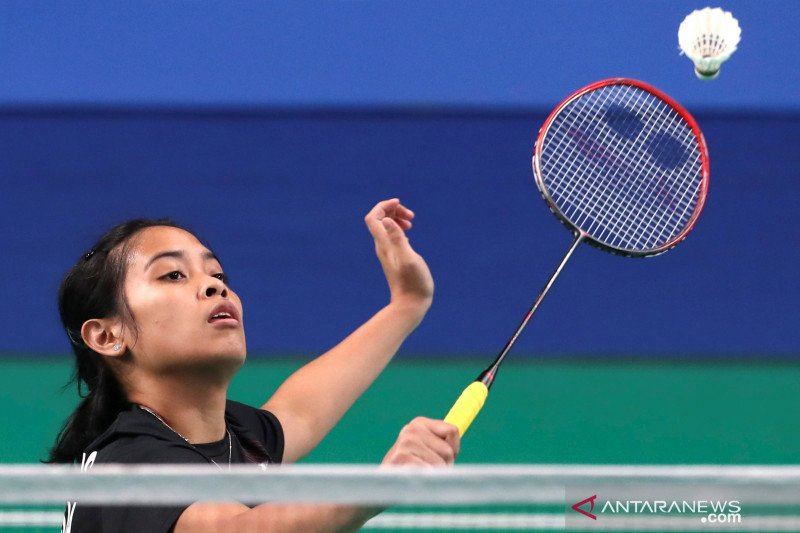 Bulutangkis SEA Games: Tim putri Indonesia melaju ke final setelah kalahkan Singapura
