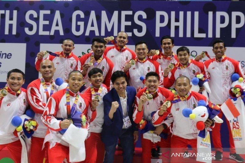 Emas masih seret di SEA Games, Indonesia berharap dari silat