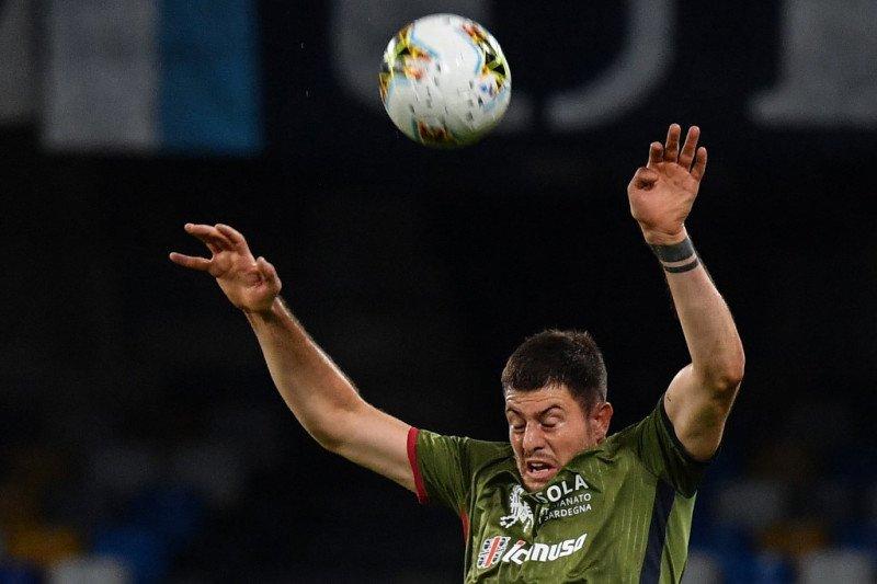 Liga Italia, Cagliari kalahkan Sampdoria untuk kembali ke empat besar