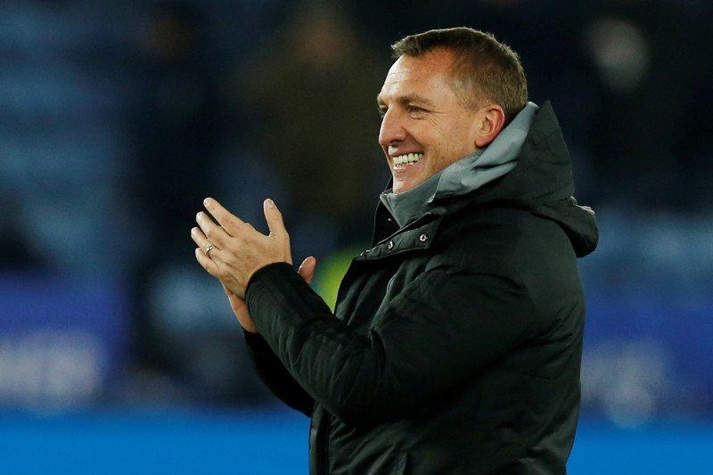 Rodgers akan terus bersama Leicester