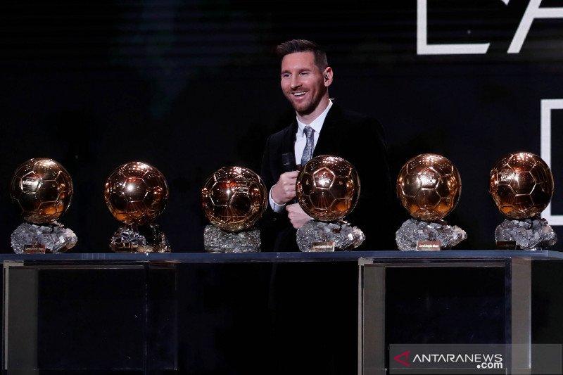 Messi akui kariernya semakin mendekati akhir