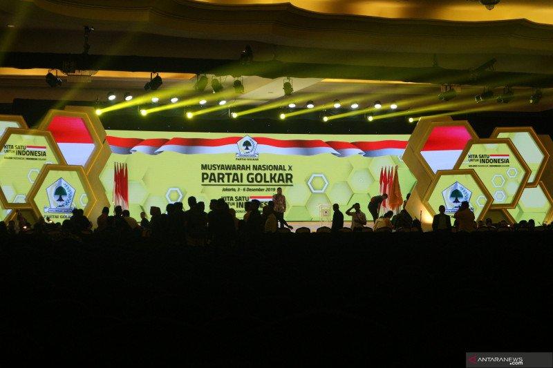 Presiden hadiri Munas X Golkar