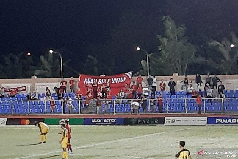 Indra Sjafri: timnas U-22 Indonesia tunaikan target banyak gol