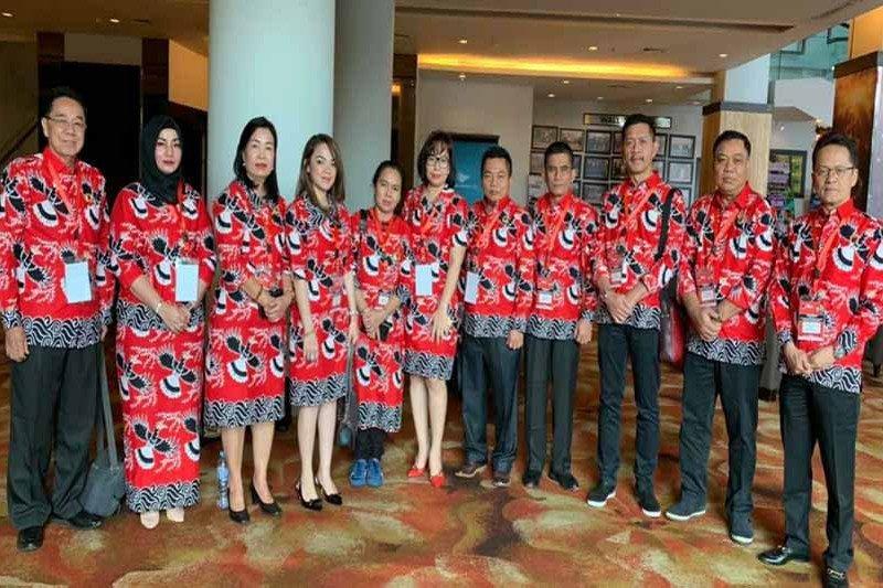 Tingkatkan kapasistas, Anggota DPRD se-Kalteng dari PDIP Ikut worshop di Makassar