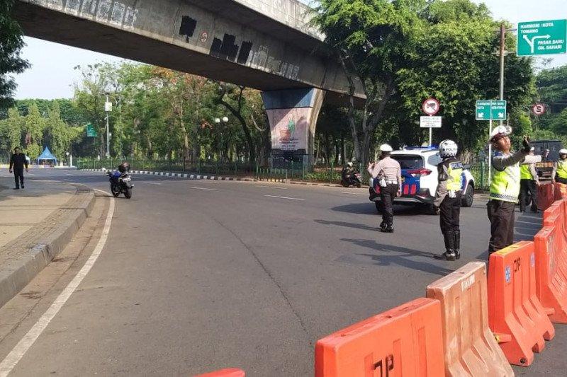 Kapolda Metro dan Pangdam Jaya agendakan konpers terkait ledakan di Monas