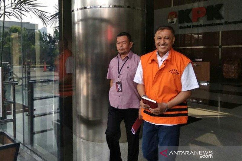KPK resmi ajukan banding atas putusan Markus Nari