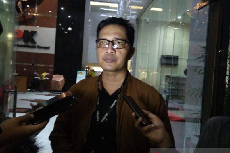 KPK kembali panggil  sembilan mantan anggota DPRD Muara Enim terkait korupsi Proyek Dinas PUPR