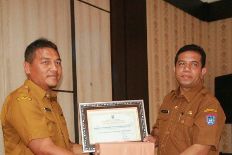 Dinas PUPR Payakumbuh beri penghargaan personel berkinerja baik