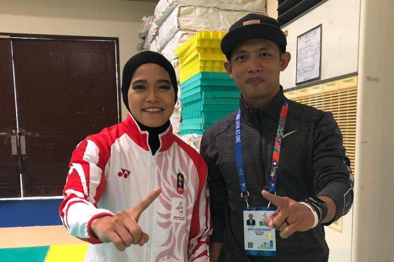 SEA Games, pesilat Puspa Arum Sari sumbang medali emas