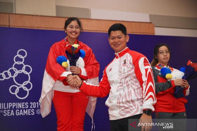 Kontingen Indonesia raih 12 medali emas hingga pukul 20:00