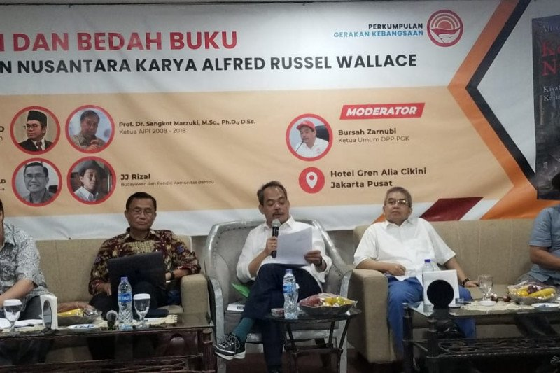 Pakar: Kekayaan hayati Indonesia adalah aset pembangunan