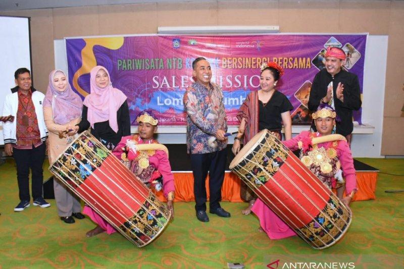 27 seller mempromosikan wisata NTB di Jakarta