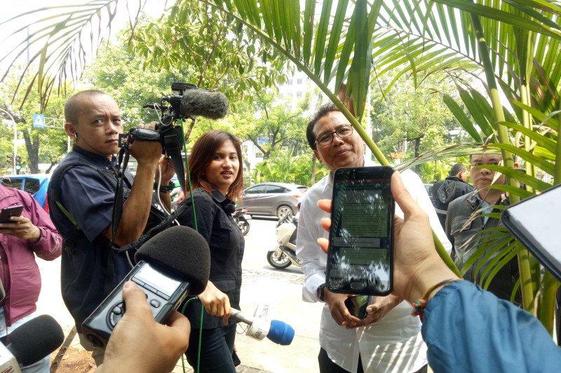 Presiden Jokowi serahkan kasus ledakan granat di Monas kepada Kepolisian