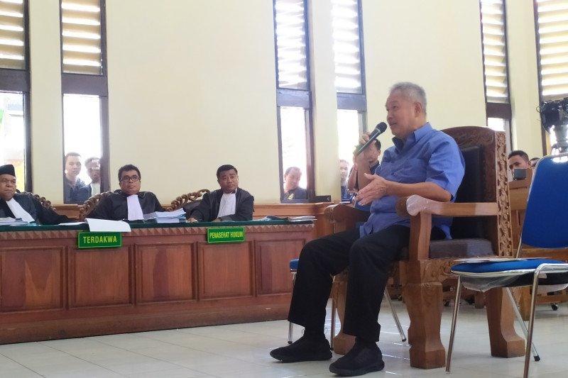 Tommy Winata jelaskan peran Dirut PT GWP dalam kasus pemalsuan
