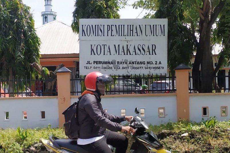 KPU Makassar percepat tahapan perseorangan Pilkada serentak 2020