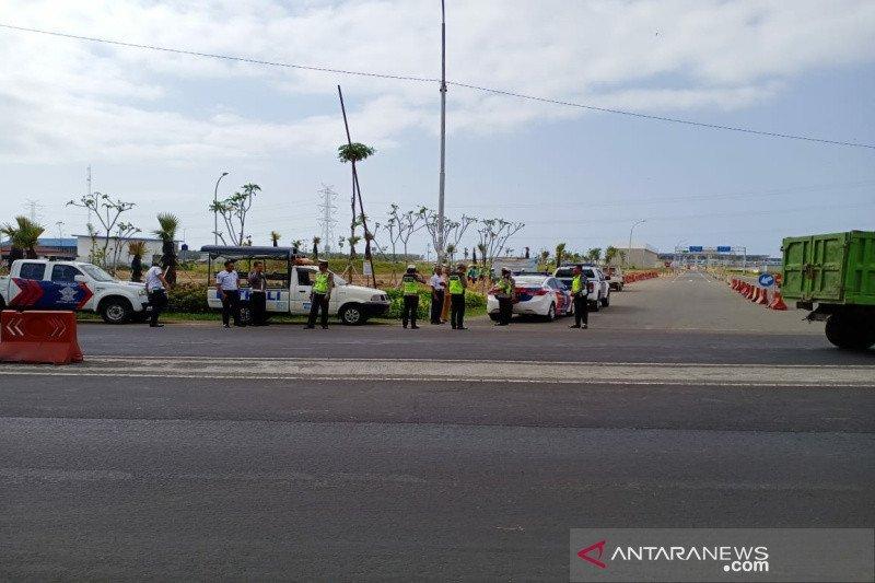 Dishub Kulon Progo tinjau titik potensi kemacetan kawasan bandara