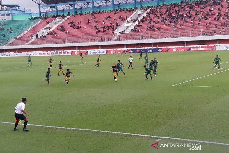 PSS Sleman mempermalukan Badak Lampung 5-1