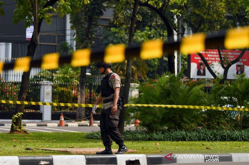 Kapolda: Dua anggota TNI korban ledakan granat di Monas